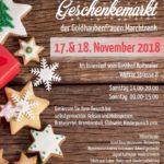 Erstmals Marchtrenker Kekserl- und Geschenkemarkt